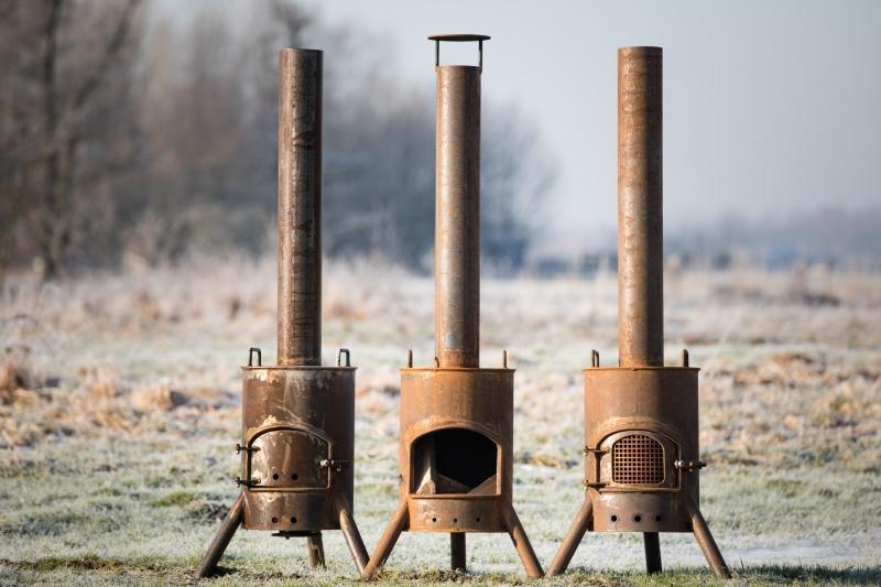 Verwonderlijk Vet Heet' - Terraskacheltje | De grootste keus in houtkachels WL-53